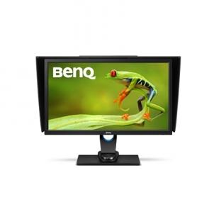 """Monitorius Benq SW2700PT 27 """", Black, 2K Ultra HD, 16:9, 16:9, 2560 x 1440 pixels, LCD, IPS, 5 ms, 350 cd/m², 1000:1, VESA mounting Lcd monitors"""