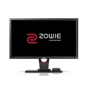 """Monitorius Benq Zowie XL2430 24 """", Full HD, 1920 x 1080 pixels, 16:9, LED, TN, 1 ms, 350 cd/m², Grey, AC, DVI, USB"""