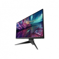 """Monitorius Dell ESPORT Alienware AW2518H 24.5 """", Full HD, 1920 x 1080 pixels, 16:9, LED, TN, 1 ms, 400 cd/m², Black, 1 x audio line-out jack, 1 x headphone-out jack, Power cable, DP cable and USB 3.0 upstream cable Lcd monitors"""