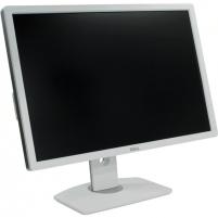 "Monitorius Dell U2412MWH 24 "", IPS, FHD, 1920 x 1200 pixels, 16:10, 8 ms, 300 cd/m², White"