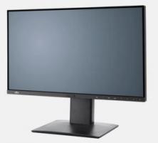 Monitorius Fujitsu P27-8 TS Pro 2560x1440 IPS/LED 20mln:1 5ms 350cd/m2 16,7mln LCD ir LED monitoriai