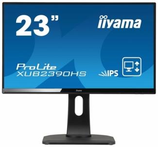 Monitorius Iiyama XUB2390HS-B1 23 IPS LED FHD, HDMI, DVI