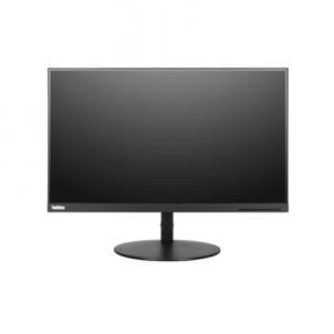 """Monitorius Lenovo ThinkVision P24h 23.8 """", QHD, 2560 x 1440 pixels, 16:9, W-LED, IPS, 4 ms, 300 cd/m², Black, USB 3.1 Type-C cable"""
