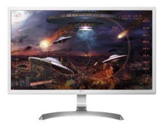 Monitorius LG 27UD59-W Ultra HD 4K Display, IPS, FreeSync, HDMI, Display Port