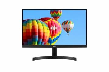 Monitorius LG LCD 24MK600M-B 24, 1920 x 1080, IPS, HDMI, D-Sub Lcd monitors
