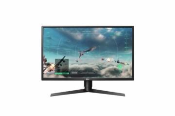 Monitorius LG LCD 27GK750F-B 27, TN, FullHD, HDMI, DP