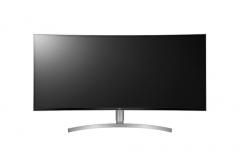 Monitorius LG LCD 38WK95C-W 38, 3840 x 1600, IPS, HDMI, DP, USB ЖК-мониторы