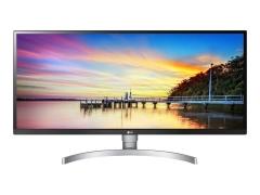 Monitorius LG Monitor UW 34WK650-W.AEU