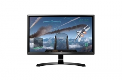 Monitorius Monitor LG 24UD58-B Ultra HD 4K Display, IPS, FreeSync, HDMI,