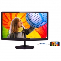 Monitorius Monitorius Philips 247E6QDAD 23.6 Full HD, 5ms, IPS , VGA, DVI-D, HDMI