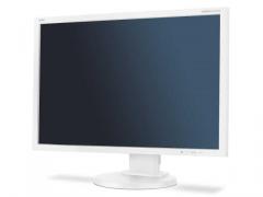Monitorius NEC E245WMi 24inch, IPS, DP/DVI/D-Sub, speakers