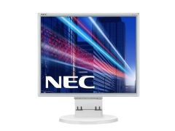 Monitorius NEC MultiSync E171M 17 5ms, DVI, Garsiakl., Baltas