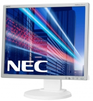 Monitorius NEC MultiSync EA193Mi 19'', LED, IPS, DVI, DP, Baltas