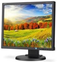 Monitorius NEC MultiSync EA193Mi 19, LED, IPS, DVI, DP, Juodas