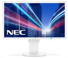Monitorius NEC MultiSync EA234WMi 23, LED, wide, IPS FHD, DVI, HDMI, DP, pivot