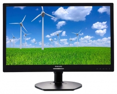 Monitorius Philips 221S6QYMB 21.5, IPS, D-Sub/DVI/DP