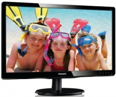PHILIPS 226V4LAB LED 21.5''; LCD 1920 x 1080/ 16:9/ 0.248/ 5ms/ 1000:1/ H=170, V=160/ 250cdqm/ VGA (Analogue), DVI-D