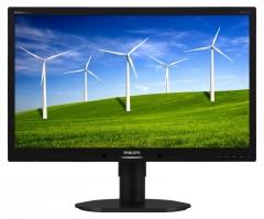 Monitor Philips 231B4QPYCB 23 LED FHD, VGA, DVI-D, DP, VESA