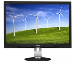 PHILIPS 240B4QPYEB 24'' Black Lcd monitori