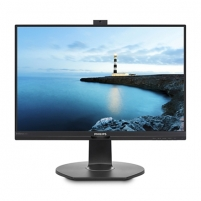 "Monitorius Philips 241B7QPJKEB/00 23.8 "", FHD, 1920 x 1080 pixels, 16:9, IPS, 5 ms, 250 cd/m², Black, -Sub cable, DP cable, USB cable, Audio cable, Power cable"