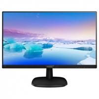 "Monitorius Philips 243V7QDAB/00 23.8 "", FHD, 1920 x 1080 pixels, 16:9, LCD, IPS, 5 ms, 250 cd/m², Black, D-Sub, Audio, Power Lcd monitors"