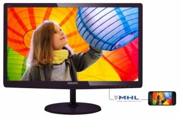 Monitorius Philips 247E6LDAD/00 23.6, D-Sub, DVI, HDMI