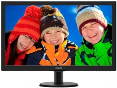 Monitorius Philips 273V5LHAB/00 27, FullHD, DVI/HDMI, garsiak.