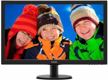 Monitorius Philips 273V5LHSB/00 27, D-Sub/HDMI