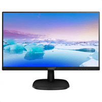 "Monitorius Philips 273V7QSB/00 27 "", FHD, 1920 x 1080 pixels, 16:9, 8 ms, 250 cd/m², Black"