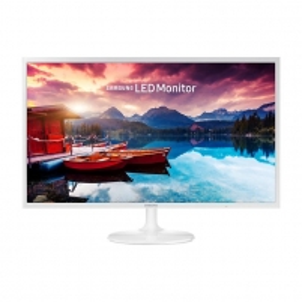 Monitorius Samsung 31.5inch LS32F351FUUXEN, VA, HDMI, baltas