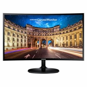 Monitorius Samsung C27F390 Curved VA 4ms, VGA, HDMI