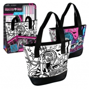 Monster High 2699 rankinė Kuprinės vaikams