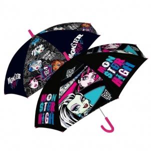 Vaikiškas skėtis Monster High 27599 45cm Skėčiai