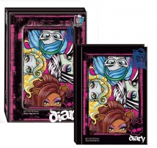 Monster High 9653 užrašinė