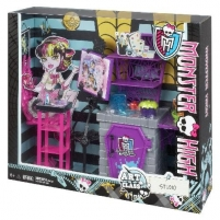 Monster High Art Class Accessory Pack BDD81 / BDD83
