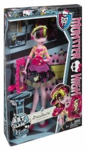 Monster High Art Class Draculaura Doll BDF11 / BDF12