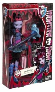 Monster High Jane Boolittle Doll BLW02
