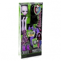 Monster High Y0420 / W9175 Mergaitė Garpija Toys for girls