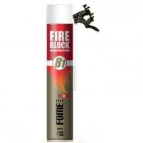 Montāžas putas fome Flex Fire montāžas bloks 750 mL