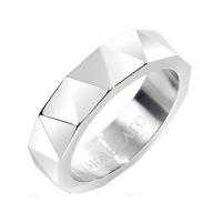 Morellato nerūdijančio plieno žiedas Love Rings SSI02 (Dydis: 59 mm)