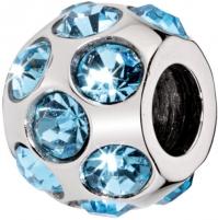 Morellato pakabukas Drops Light Blue CZ38 Pakabukai