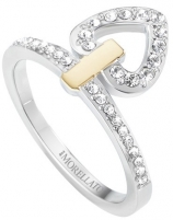 Morellato ring su širdimi Mini SAGG08 (Dydis: 54 mm)
