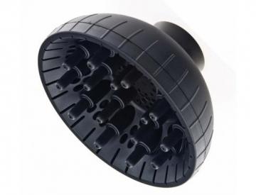 MOSER 0201-7330 Difuzorius plaukų džiovintuvas Plaukų džiovintuvai