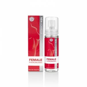 Moterims feromoniniai kvepalai