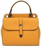 Moteriška bag Carla Ferreri AW19CF1543 Senape Handbag