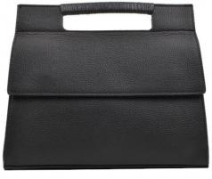 Moteriška bag Carla Ferreri AW19CF1551 Nero Handbag