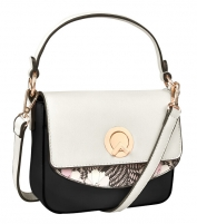 Moteriška bag Verde 16-5432 Black Handbag