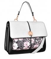 Moteriška bag Verde Ladies 16-5435 Black Handbag