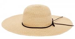 Moteriška skrybėlė VERO MODA VMVENES Oatmeal Kepurės