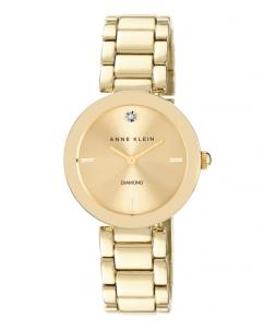 Moteriškas laikrodis Anne Klein AK/1362CHGB
